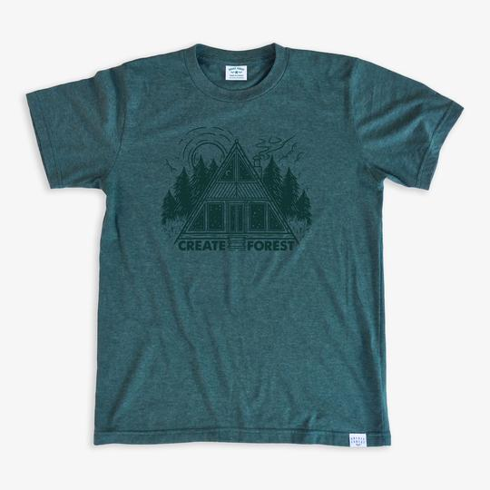 Create Forest - Cabin Tee